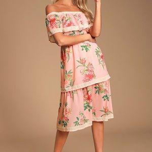 LuLu's - Aviara Dress